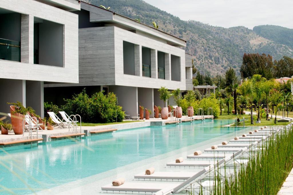 Отель D-Resort Gocek Special Category, Геджек
