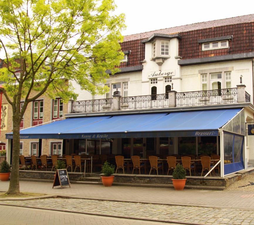 Hotel Restaurant Brasserie Kanne & Kruike, Тонгерен, Бельгия