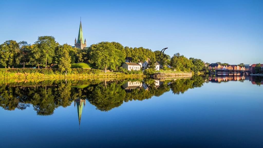Nidaros Pilegrimsgård, Тронхейм, Норвегия