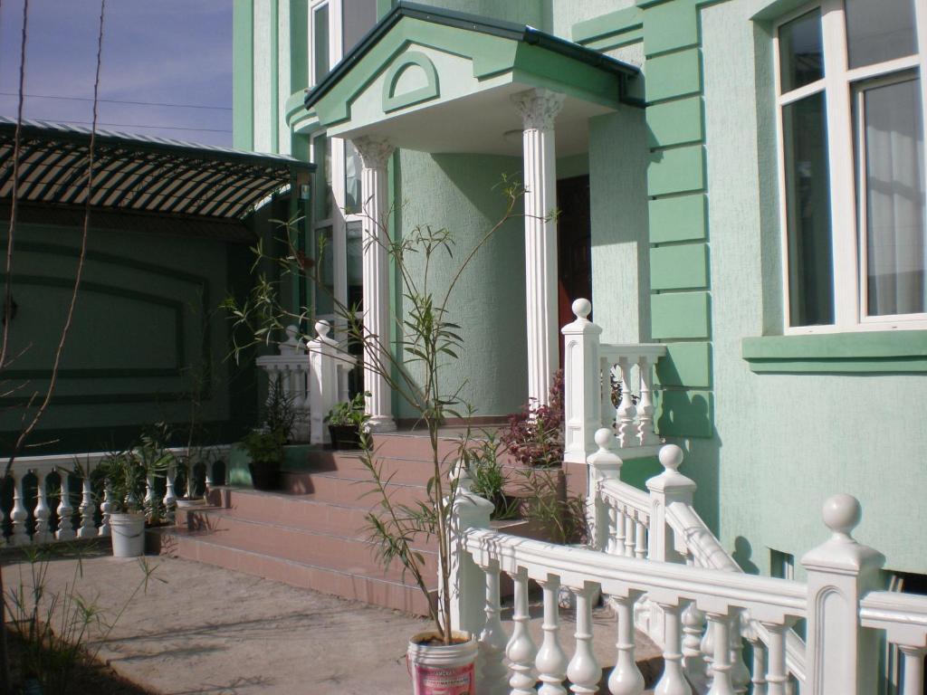 Отель Jahongir Tashkent