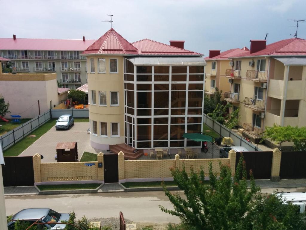 Гостевой дом Анапские Дюны, Джемете