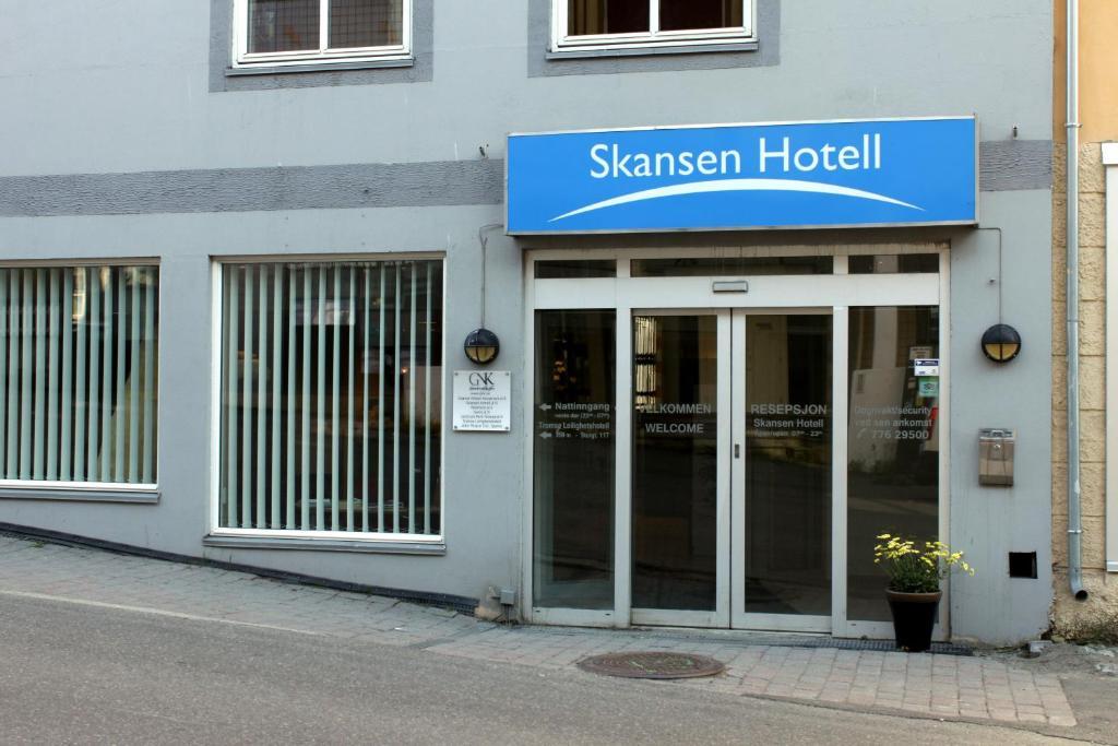 Skansen Hotel, Тромсе, Норвегия