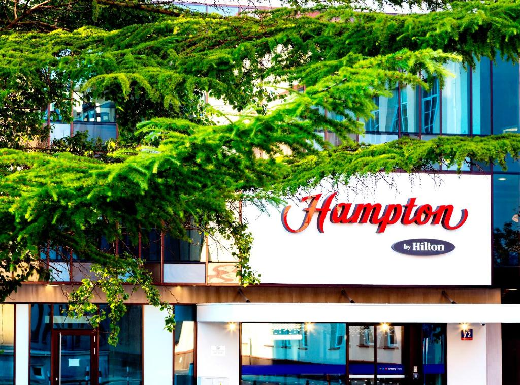 Hampton by Hilton Warsaw City Centre, Варшава, Польша