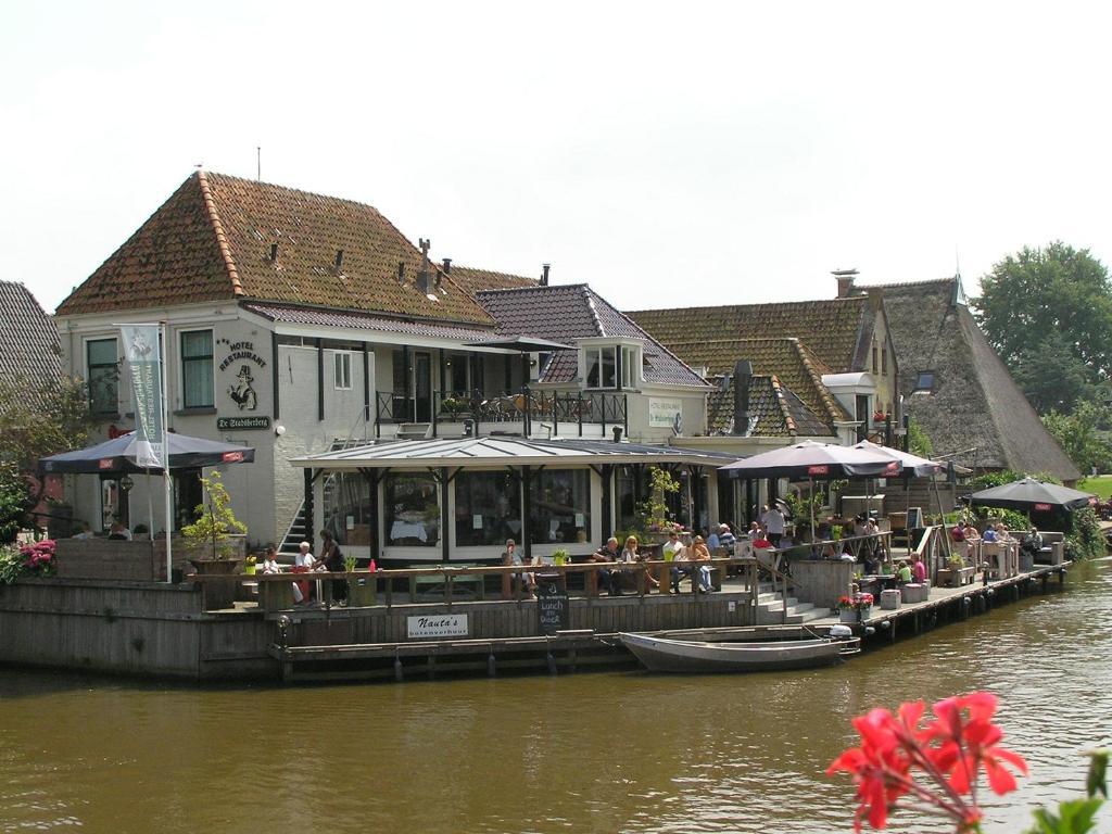 Hotel Restaurant De Stadsherberg, Гронинген, Нидерланды