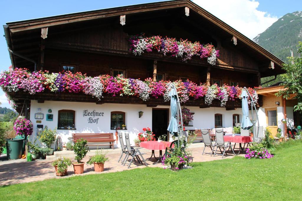Lechnerhof Hotel-Garni, Ахенкирх, Австрия