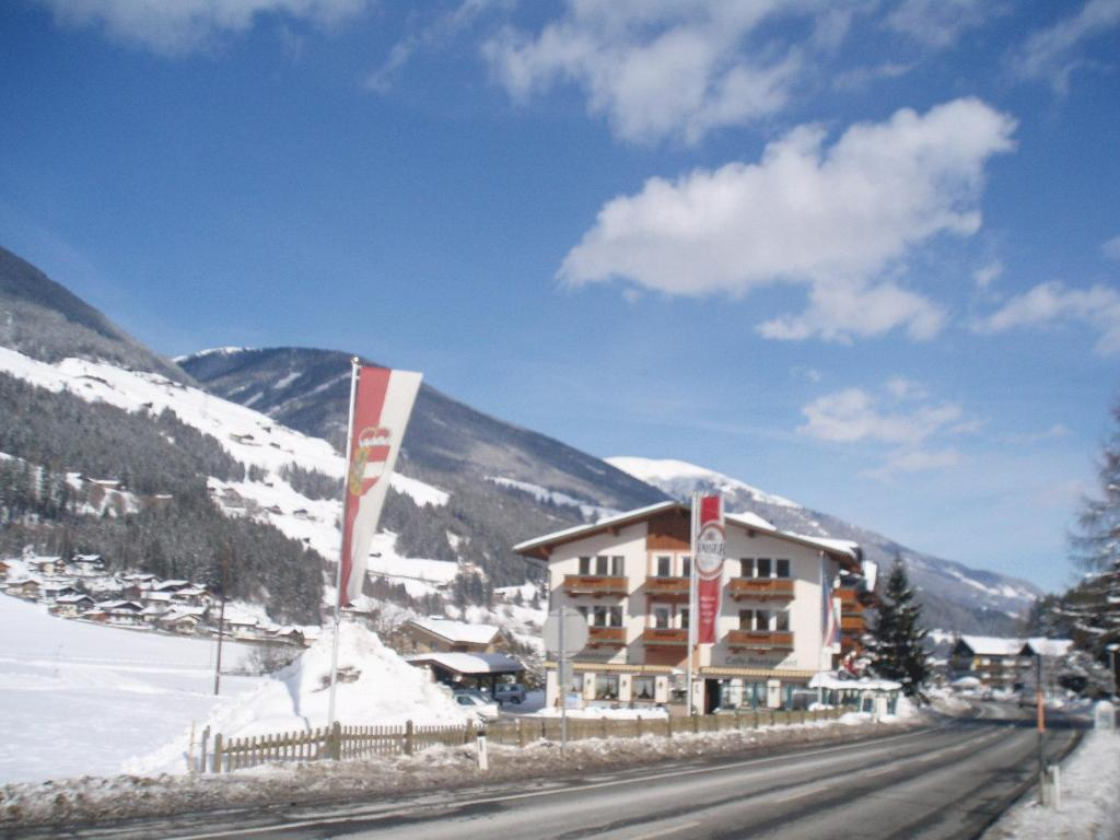 Aparthotel Garni Schranz, Вальд, Австрия