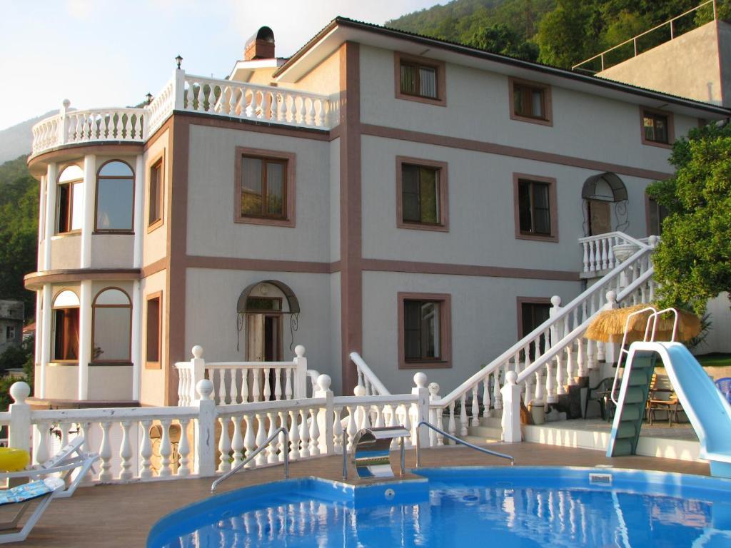 Гостевой дом Мамзышха, Гагра, Абхазия