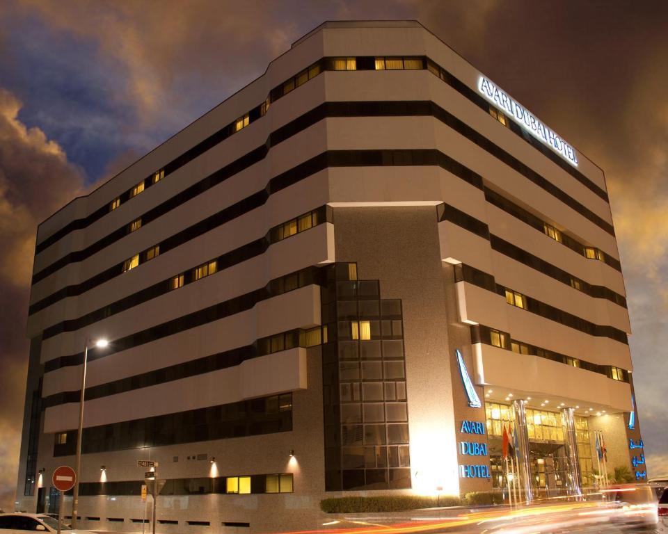 Avari Dubai Hotel, Дубай, ОАЭ