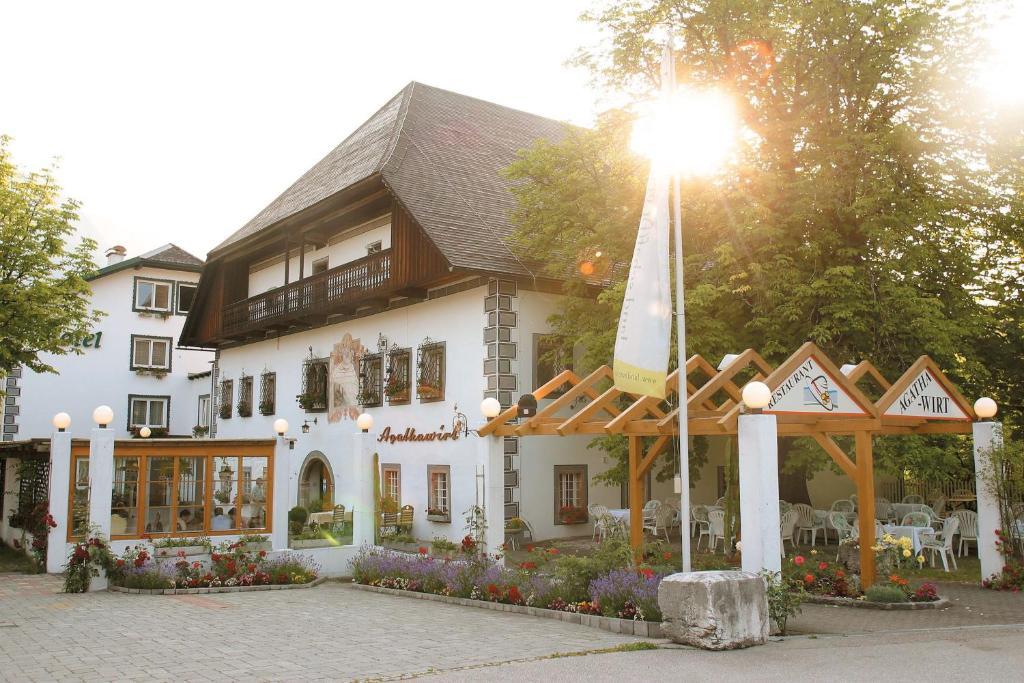 Landhotel Agathawirt, Бад-Ишль, Австрия