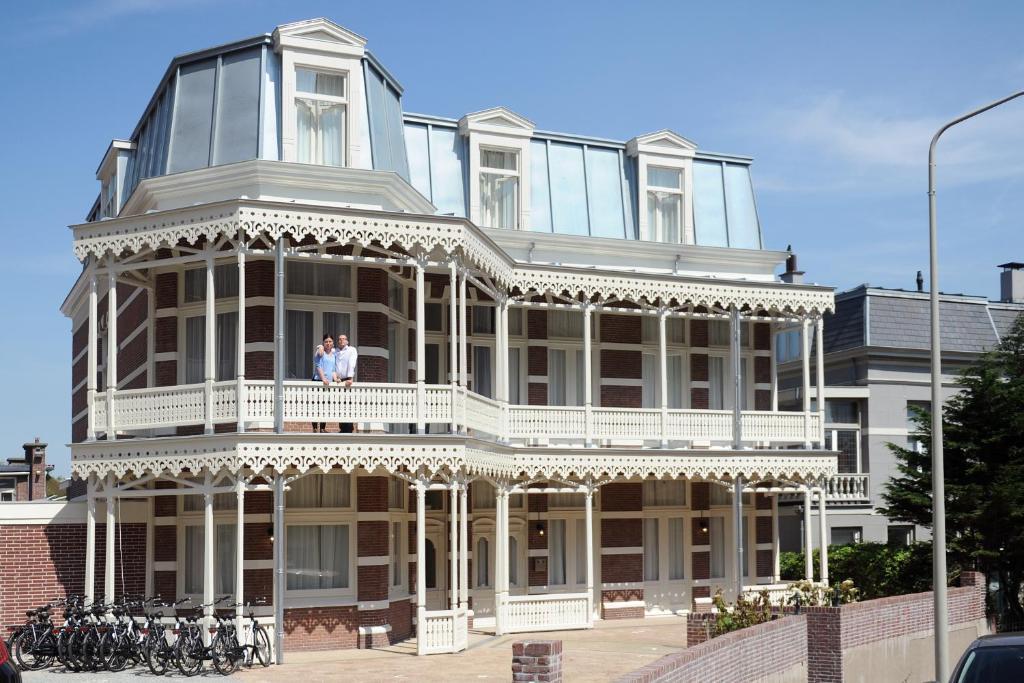 Andante Hotel, Схевенинген, Нидерланды