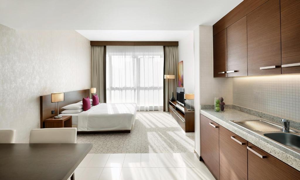 Hyatt Place Residences Dubai / Al Rigga, Дубай, ОАЭ