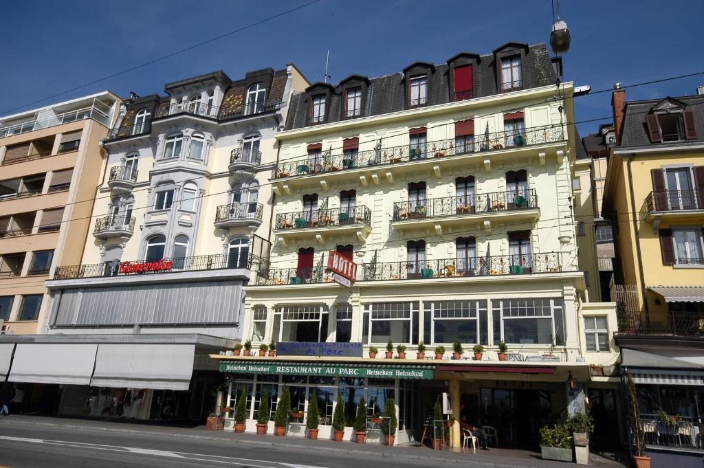 Hotel Parc & Lac, Монтрё