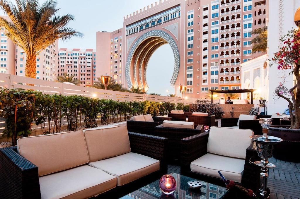 Mövenpick Hotel Ibn Battuta Gate, Дубай, ОАЭ