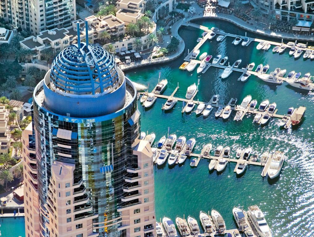 Dubai Marriott Harbour Hotel And Suites, Дубай, ОАЭ