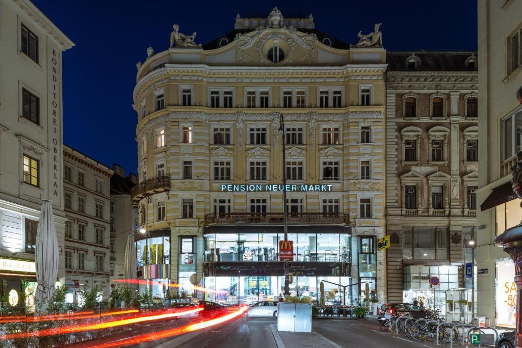 Pension Neuer Markt, Вена, Австрия