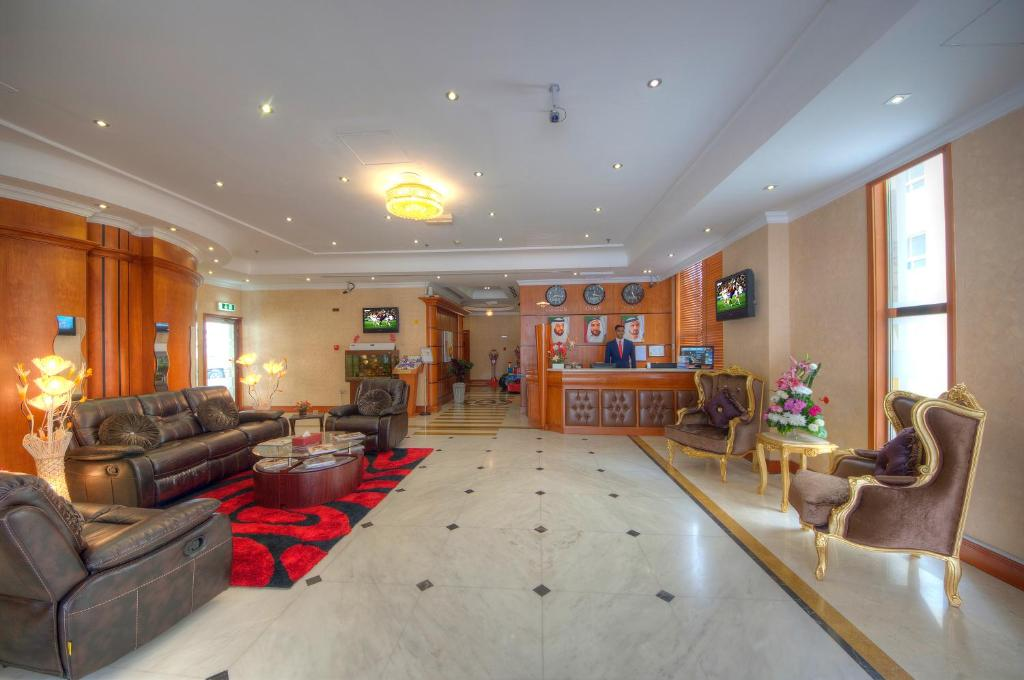 La Villa Najd Hotel Apartments, Дубай, ОАЭ