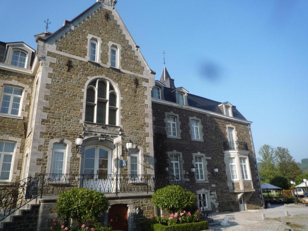 Le Château de Rendeux, Рандё, Бельгия