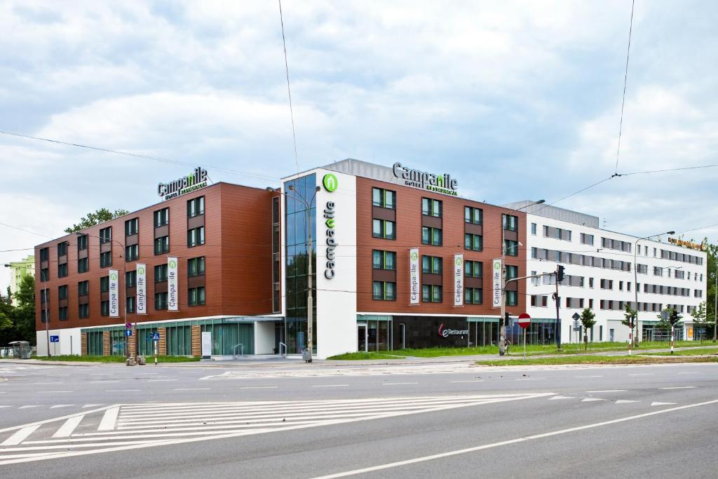 Campanile Wroclaw Centrum, Вроцлав, Польша