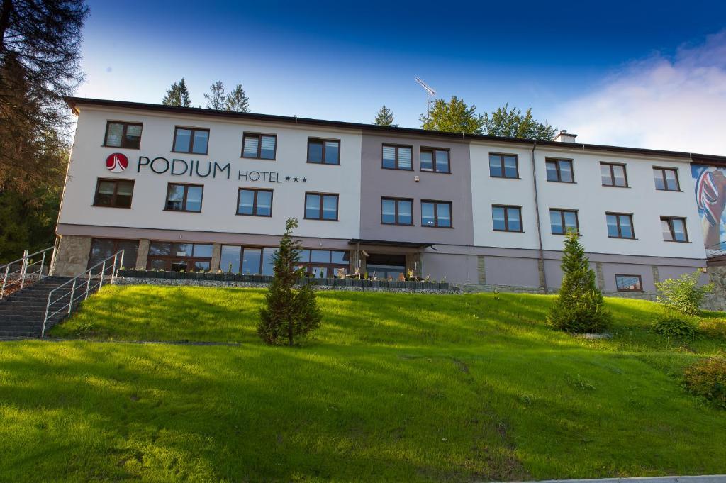 Hotel Podium, Висла, Польша