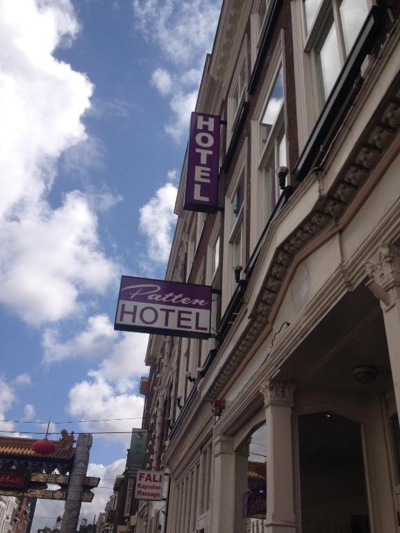 Patten Hotel, Гаага, Нидерланды