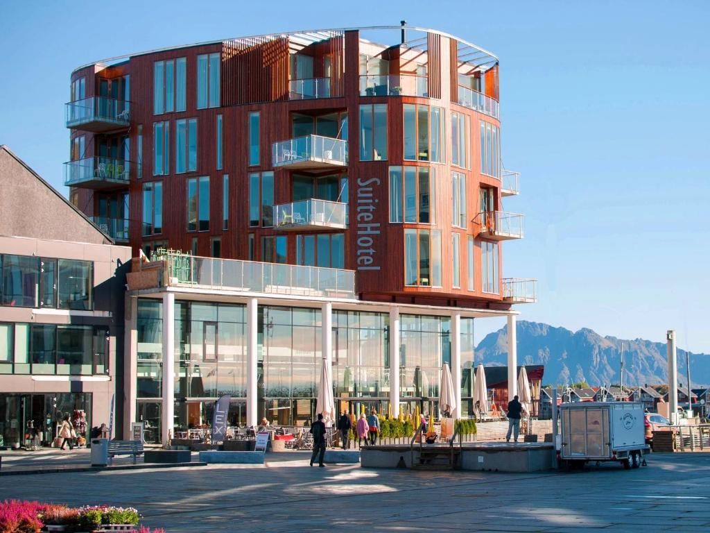 Lofoten Suitehotel, Сволваер, Норвегия
