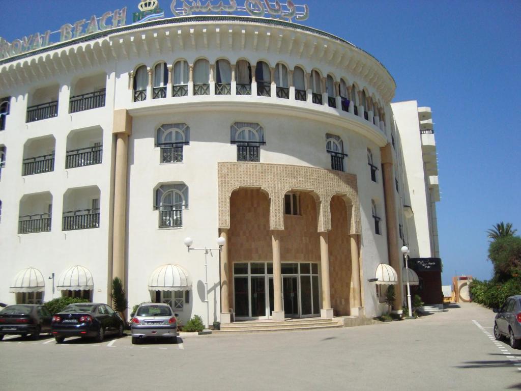Отель Hotel Royal Beach, Сус