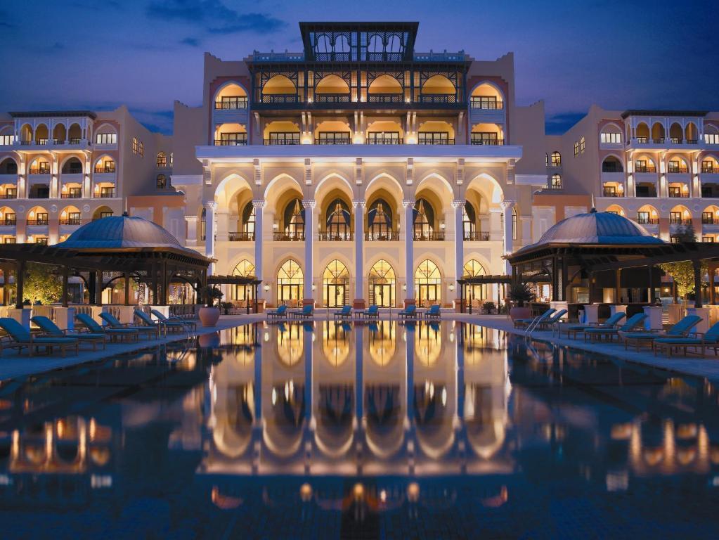 Shangri-La Hotel, Qaryat Al Beri, Абу-Даби, ОАЭ