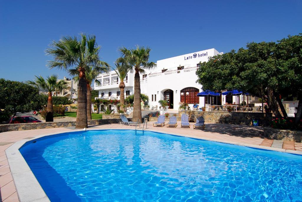 Отель Lato hotel, Айос-Николаос