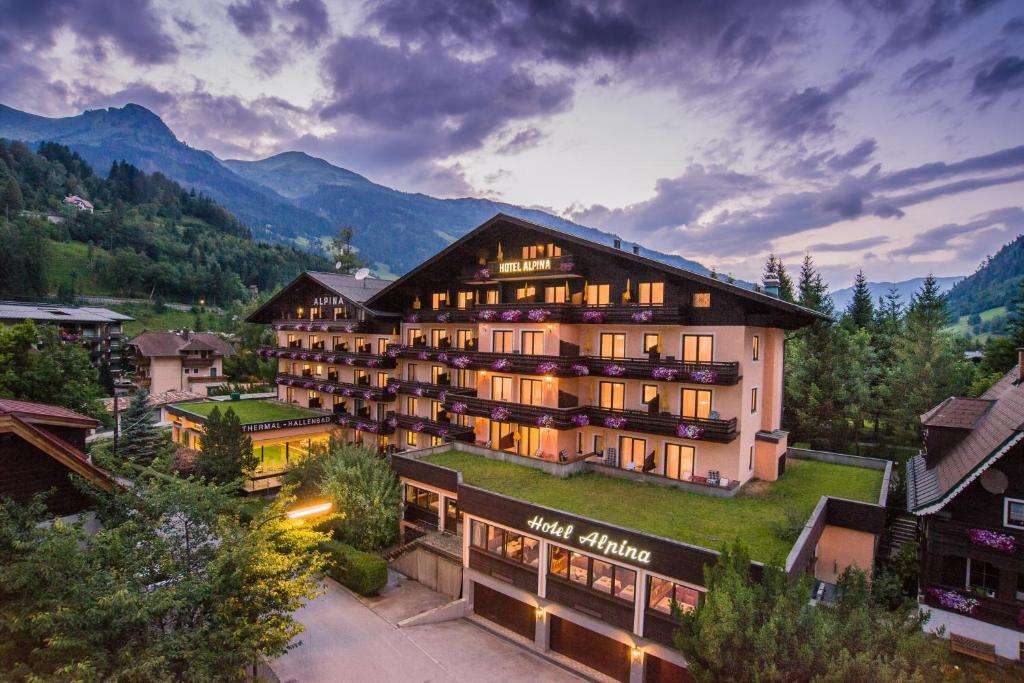 Hotel Alpina - Thermenhotels Gastein, Бад-Хофгаштайн, Австрия