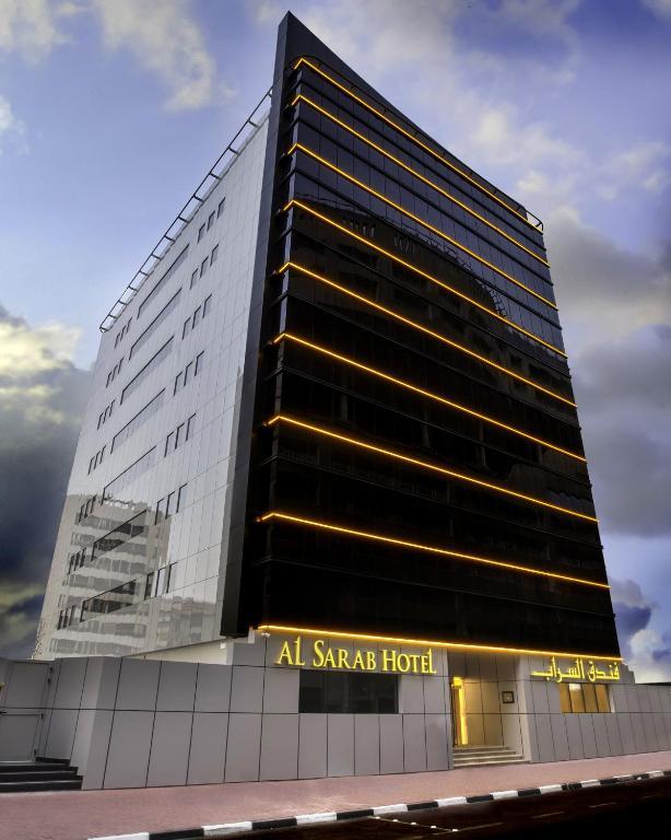 Al Sarab Hotel, Дубай, ОАЭ