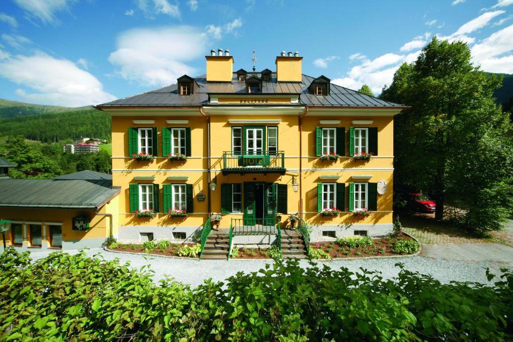 Villa Solitude, Бад-Гастайн, Австрия