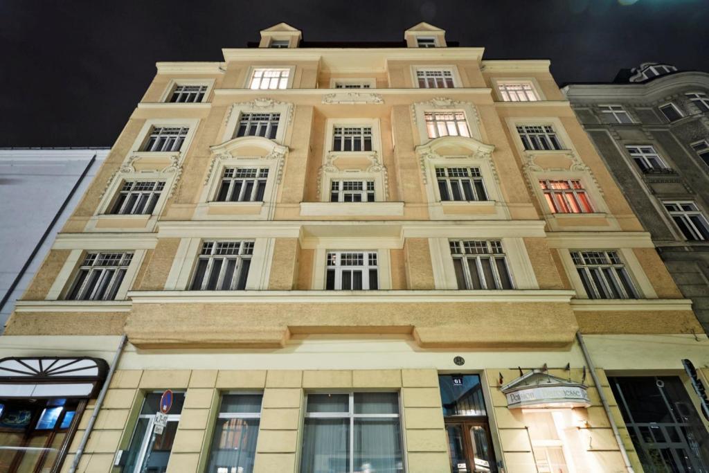 Hotel Pension Baronesse, Вена, Австрия