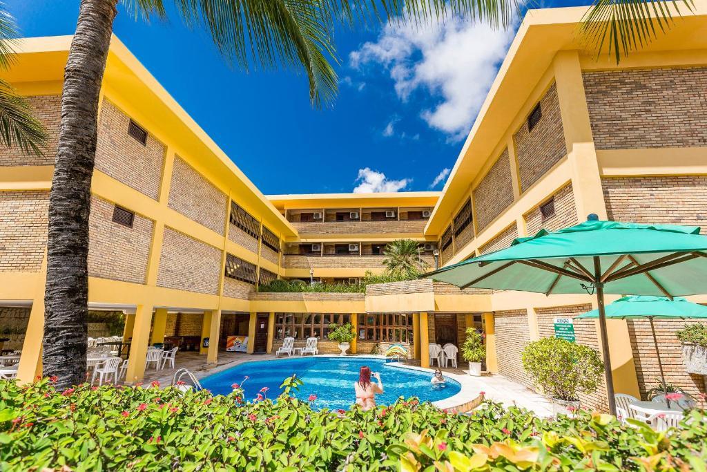 Отель Pizzato Praia Hotel, Натал