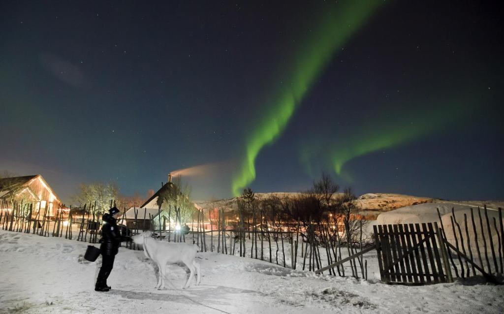 Kirkenes Snowhotel, Киркенес, Норвегия