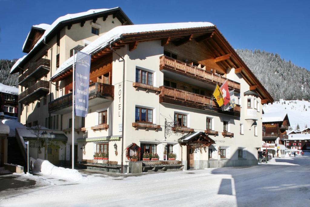 Hotel La Cruna, Седрён, Швейцария