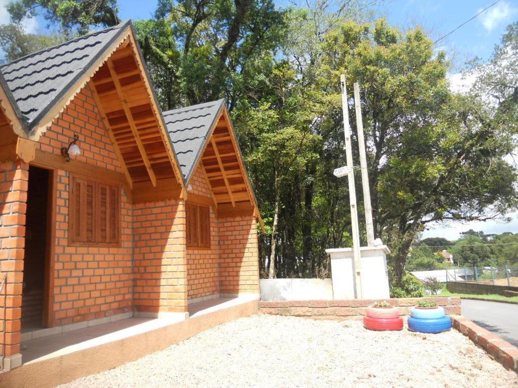 Гостевой дом Pousada Pernottare, Грамаду