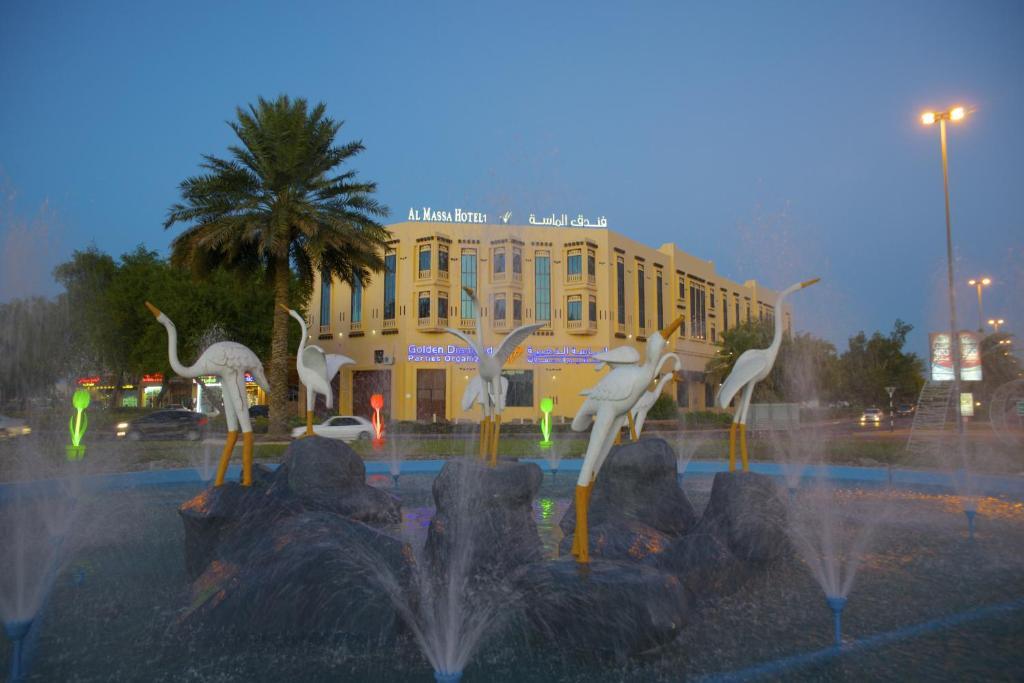 Al Massa Hotel 1, Аль-Айн, ОАЭ