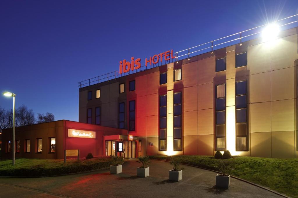 ibis Hotel Brussels Airport, Дигем, Бельгия
