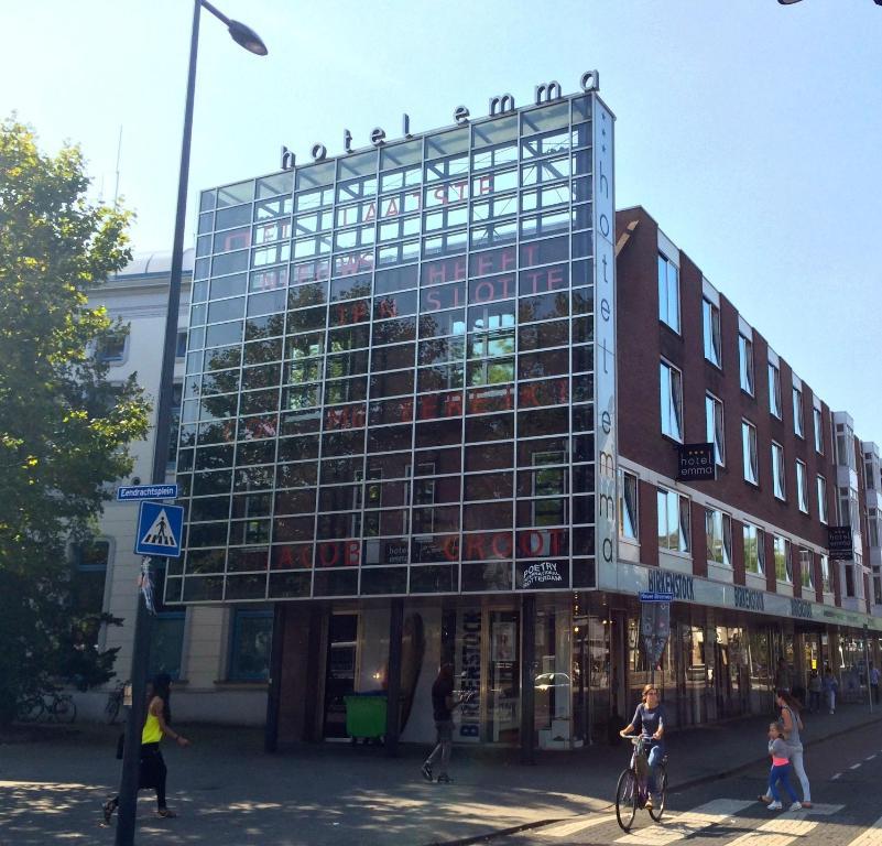 Hotel Emma, Роттердам, Нидерланды
