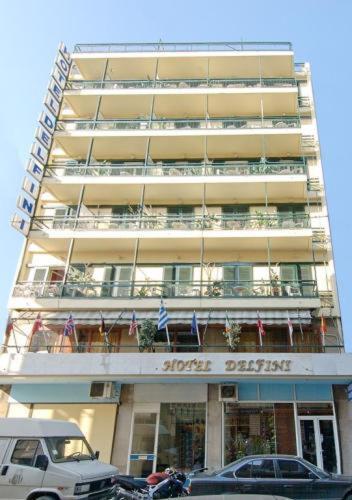 Отель Delfini Hotel, Пирей
