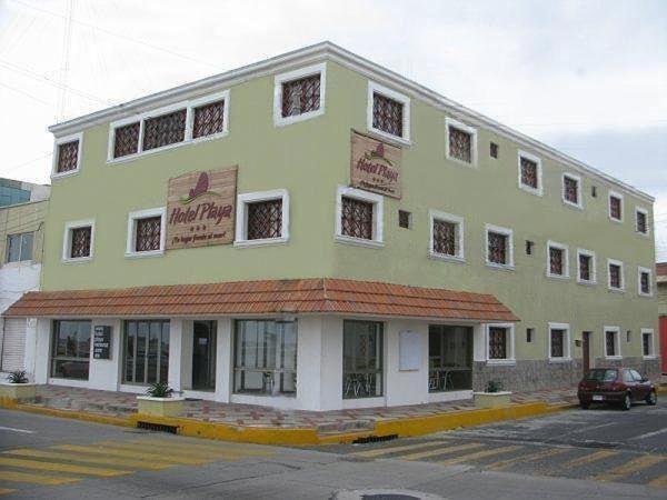 Отель Hotel Playa, Веракрус