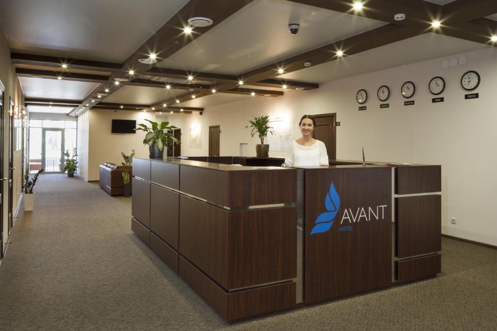 Отель Авант, Пермь