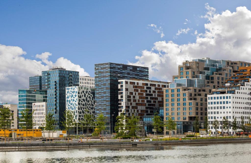 Opera Apartments, Осло, Норвегия