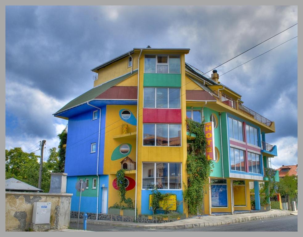 The Colourful Mansion Hotel, Ахтопол, Болгария