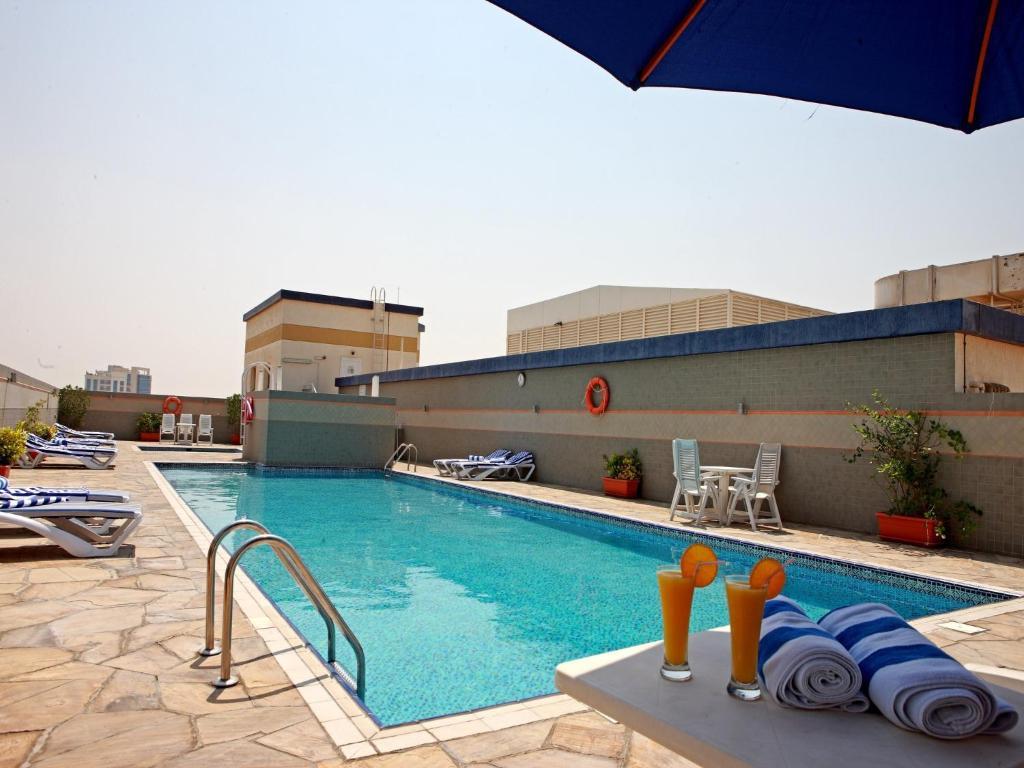Rose Garden Hotel Apartments - Barsha, Дубай, ОАЭ