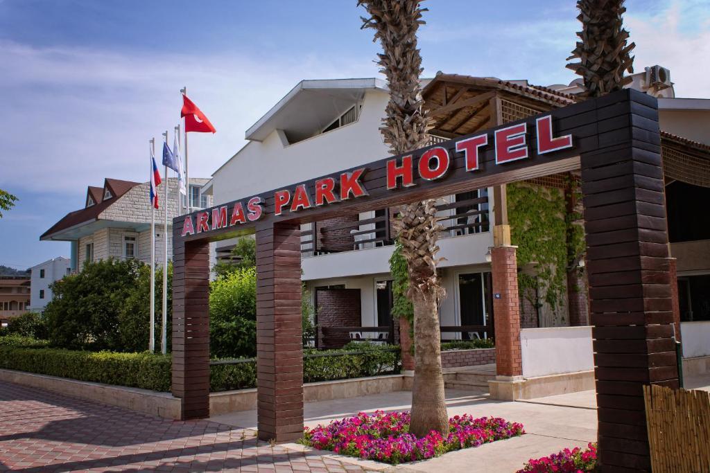 Парк-Отель Armas, Кемер, Турция