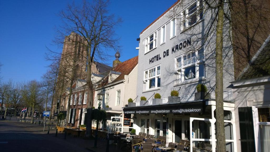 Hotel de Kroon, Эйндховен, Нидерланды