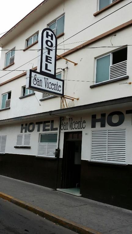 Отель Hotel San Vicente, Веракрус