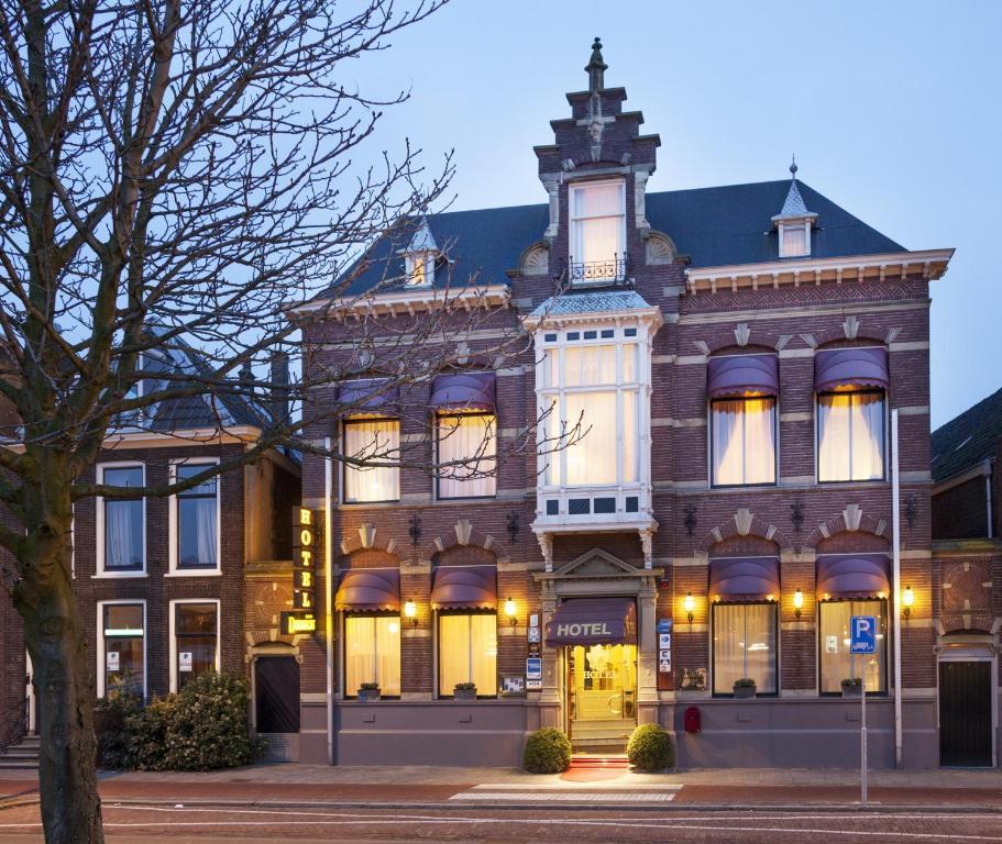 Hotel Dordrecht, Роттердам, Нидерланды