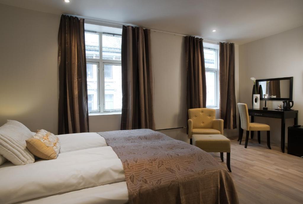 Basic Hotel Bergen, Берген, Норвегия